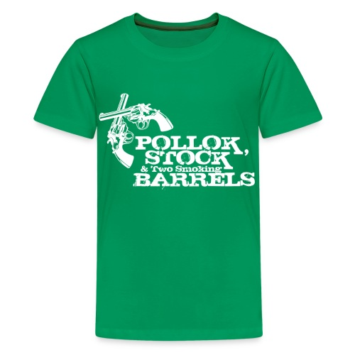 Pollok Stock - Teenage Premium T-Shirt