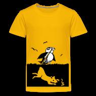 Shirts ~ Teenage Premium T-Shirt ~ Early Bird