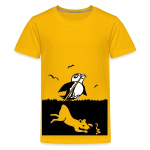 Early Bird - Teenage Premium T-Shirt