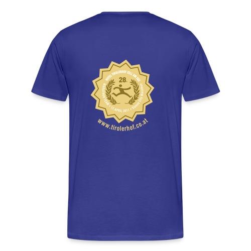 Martins Shirt - Männer Premium T-Shirt
