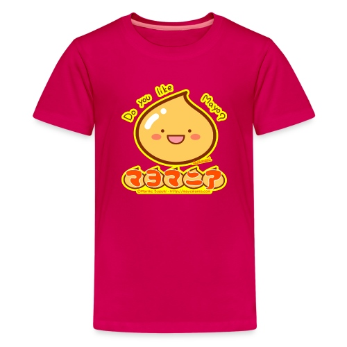 Big Mayopy - Teenage Premium T-Shirt