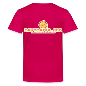 Mayo Love - Teenage Premium T-Shirt