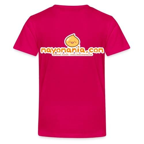 Mayo Love - Teenage Premium T-Shirt
