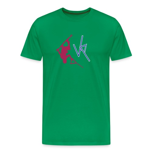 Wakeboarder - Men's Premium T-Shirt