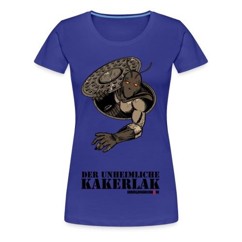 Der unheimliche Kakerlak Damenshirt - Frauen Premium T-Shirt