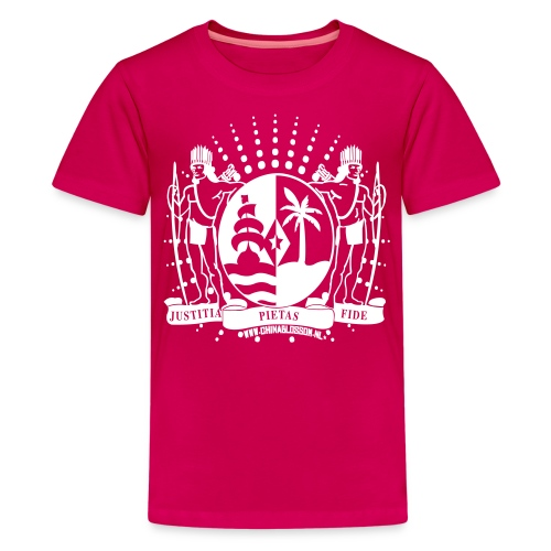 Kids pink - Teenage Premium T-Shirt