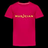 Tee shirts ~ T-shirt Premium Ado ~ Numéro de l'article 15834726