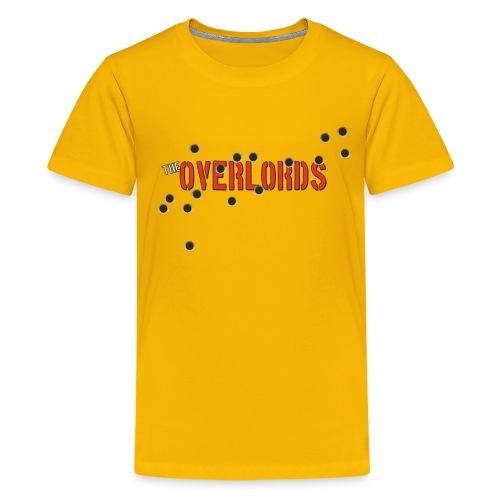 Overlords Bullet T XL Kids - Teenage Premium T-Shirt