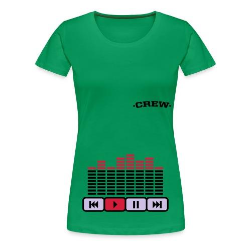 Crew T-shirt - Women's Premium T-Shirt