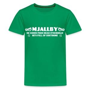 Mjallby - Teenage Premium T-Shirt