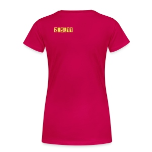 LETS ladies - Women's Premium T-Shirt
