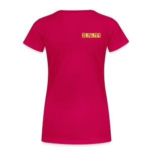 NCFC ladies - Women's Premium T-Shirt