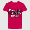 K3 shirt - Teenager Premium T-shirt
