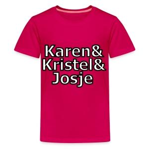 K3 - Teenager Premium T-shirt