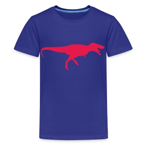 T-Rex - Teenage Premium T-Shirt