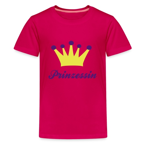 little Prinzess - Teenager Premium T-Shirt