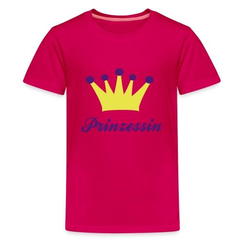 little Prinzess - Teenager Premium T-Shirt