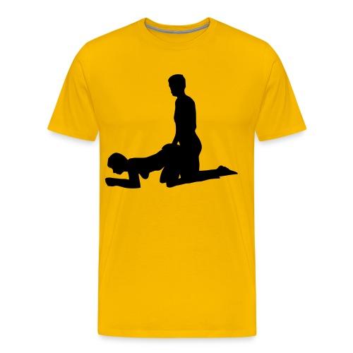 FRAUEN SCHLÄGER - Männer Premium T-Shirt