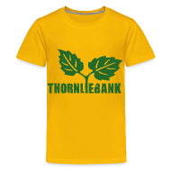 Shirts ~ Teenage Premium T-Shirt ~ Thornliebank