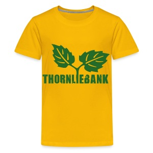 Thornliebank - Teenage Premium T-Shirt