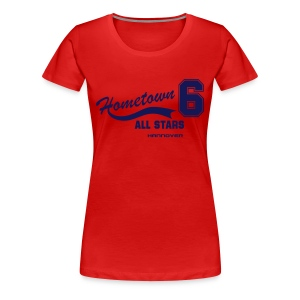 all stars - Frauen Premium T-Shirt