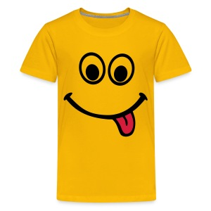 Kinder T-Shirt Klassisch  - Teenager Premium T-Shirt