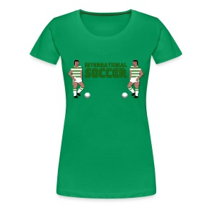 International Soccer - Women's Premium T-Shirt