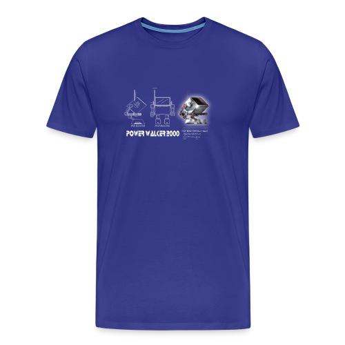 Walker men's classic T-Shirt - Men's Premium T-Shirt