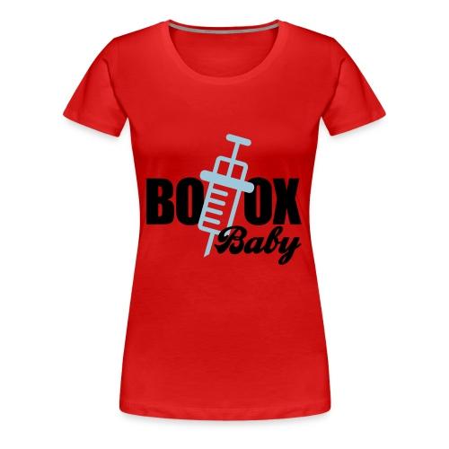 Botox - Women's Premium T-Shirt