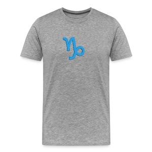 T-shirt uomo Capricorno - Maglietta Premium da uomo