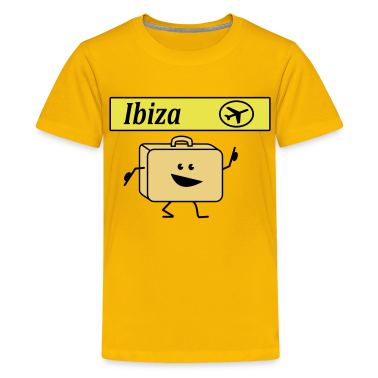 suitcase ibiza Kids' Shirts