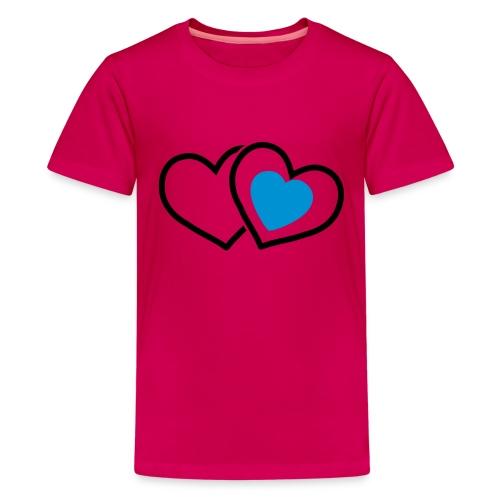 2? - Camiseta premium adolescente