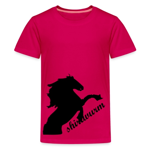 Horse - Teenager Premium T-Shirt