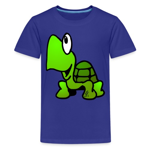 Small turtle - Camiseta premium adolescente