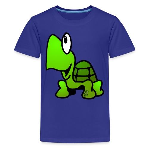 Small turtle - Camiseta premium adolescente