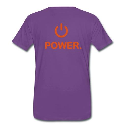 POWER T - Men's Premium T-Shirt