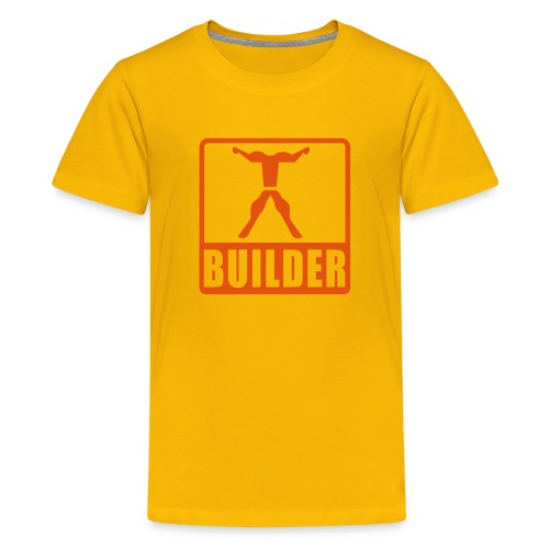 Shirt Bodybuilder - Teenager Premium T-Shirt