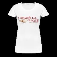 T-Shirts ~ Frauen Premium T-Shirt ~ Girlie weiss