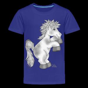 KinderShirt Apfelschimmel - Teenager Premium T-Shirt