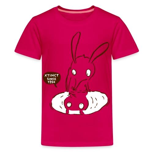 Andrea Rausch Nasenbeutler - Teenager Premium T-Shirt