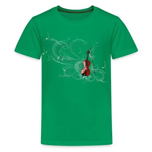 Artiste en herbe - T-shirt Premium Ado