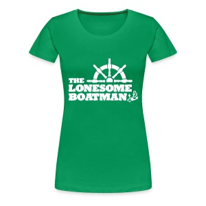 The Lonesome Boatman - Women's Premium T-Shirt
