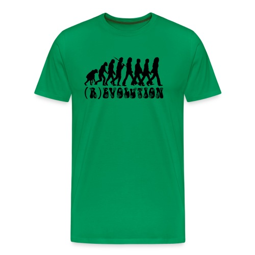 (R)Evolution - Men's Premium T-Shirt
