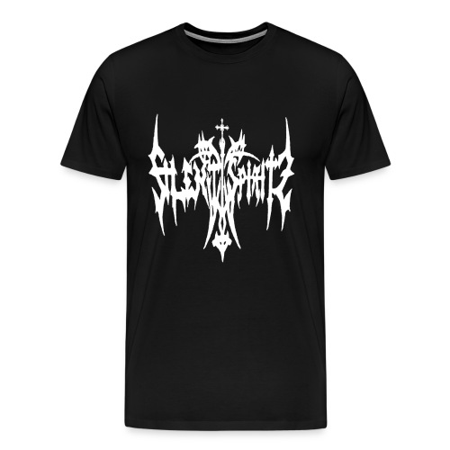 Silent Spirits White Men - Men's Premium T-Shirt