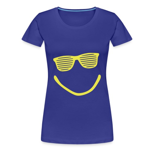 Just smile - Frauen Premium T-Shirt