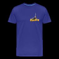 T-Shirts ~ Männer Premium T-Shirt ~ Rachtig Klassisch HERZ