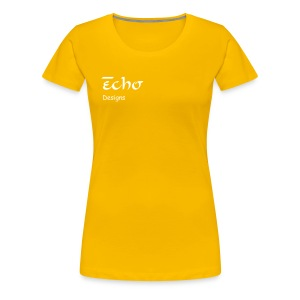 Echo T - Women's Premium T-Shirt