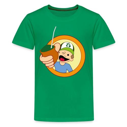 Kinder-T-Shirt Diego - Teenager Premium T-Shirt