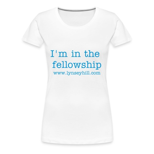 The Fellowship tee - Women's Premium T-Shirt