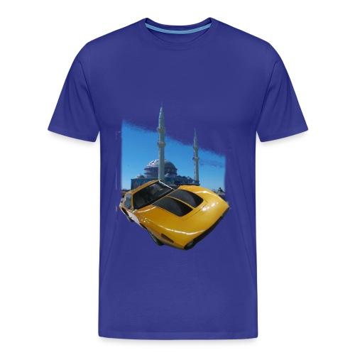 111 - Männer Premium T-Shirt